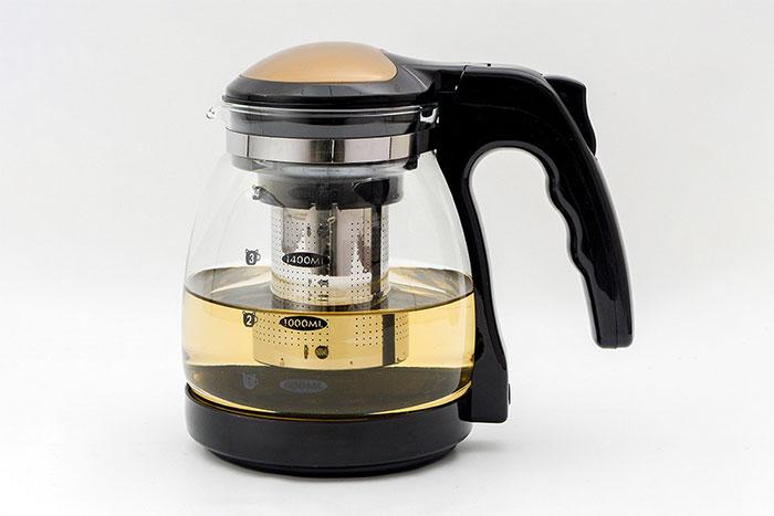 JY-418热博体育88平台滤网茶壶