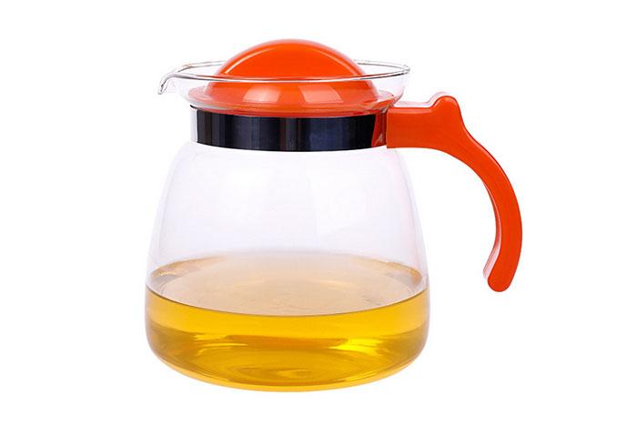 1500ml热博体育88平台冷水壶赠品茶壶1