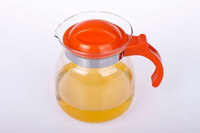 1500ml热博体育88平台冷水壶赠品茶壶2